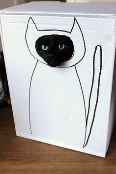 Cat Trap.