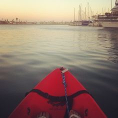 Kayaking to cocktails • Photo by caseykeasler