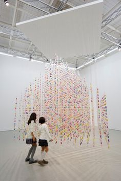 Eat Me: An Interactive Installation Made from 7,000 Pieces of Candy   Junkculture