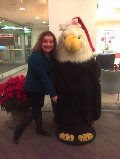 favorit place, holiday eagl, festiv holiday, bostoncolleg