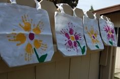 Mothers Day craft kids
