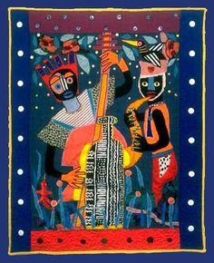 Michael A. Cummings - Art Quilts & Commissions