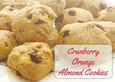 Orange Cranberry Alm