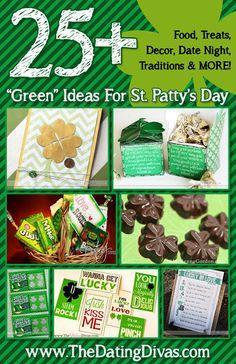Amazing St. Patrick's Day ideas
