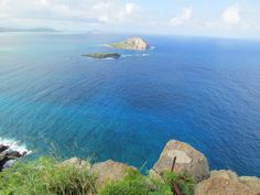 View from Makapuu Lighthouse Trail...#gohawaii #oahu