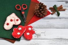 My Story: Christmas Craft Club | Stretcher.com - She starts now and it's easy going.