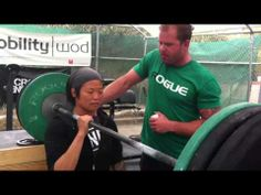 ▶ Overhead, first rib, and barbell quickies - YouTube