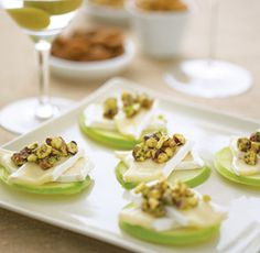 Cheese finger-food recipes | Cheese Appetizers Perfect for Baby & Wedding Showers | Ile de France