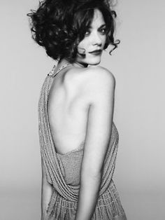 curly hairstyles, short hair, girl crushes, the dress, short cuts, short curly hair, girl hairstyles, marion cotillard, short bobs