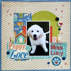 Hello Miss Lucy - Scrapbook.com