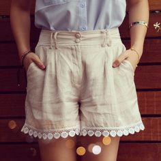 How to Bring New Life to Old Shorts