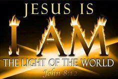 Jesus said unto them, Verily, verily, I say unto you, Before Abraham was, I am. John 8:58 http://www.fivefoldministryireland.com
