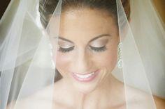 Makeup by Riki Lebied   www.syracusemakeupartistry.com    Crystal Herry Photography   Romantic wedding makeup  #airbrush #weddingmakeup #bridalmakeup