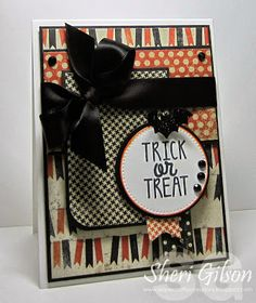 Sheri Gilson: Trick or Treat
