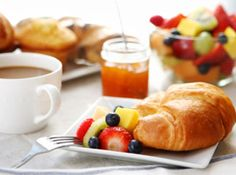 Roughly 10 percent of the American      population skip breakfast according to surveys. Find out what      you can do to start the day in a positive direction.