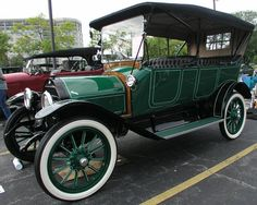 1914 Willys-Overland