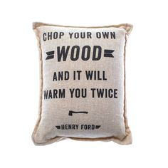Izola Balsam Pillow, $32.00 #birchbox #chopyourownwood