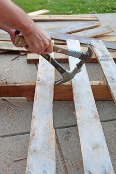 decor, headboard project, diy headboards pallets, pallet headboard, repurposing wood pallets, repurposed wood pallets, amaz headboard, repurpos wood