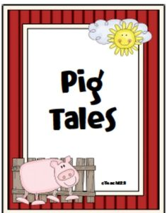 From TEACH123 - $  Activities for the following stories: 3 Little Pigs, 3 Little Javelinas, The True Story of the 3 Little Pigs, Poppleton in Winter, Poppleton in Fall