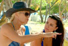 The Real Housewives of Beverly Hills at Palomino Island at El Conquistador Resort & Las Casitas Village. Puerto Rico. ElConResort.com