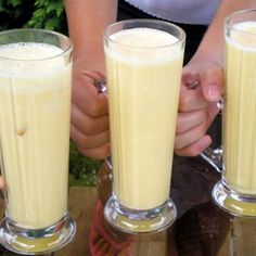 Orange Julius Smoothies Recipe