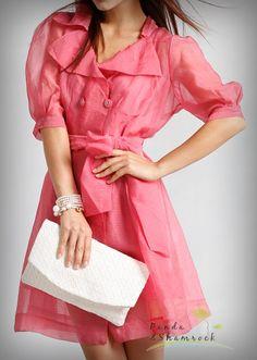 Pink dress find more women fashion ideas on www.misspool.com