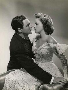 Gene Kelly & Judy Garland =)
