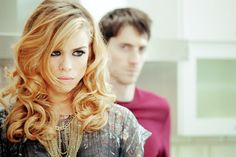 Billie Piper's perfect caramel colored hair