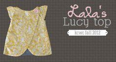 Suburbia Soup: Lala's Lucy Top KCWC pt3