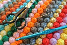 Crochet With Me: Bobble Blanket