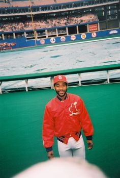 Ozzie Smith in 1984