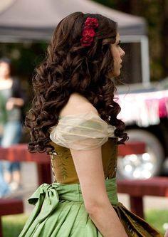 Elena Gilbert Founders Day Gown Vampire Diaries