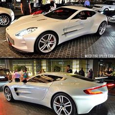 One-77 Aston Martin