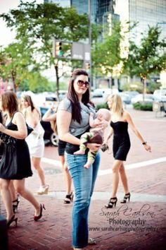 Breastfeeding in Public with Style!