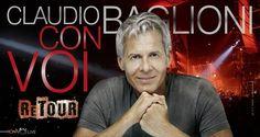 Claudio Baglioni ConVOi ReTour: BIGLIETTO  COMPRATOOOOOO Roma 28 Novembre