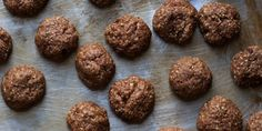 Chocolate-Almond Cookies (Strazzate) Recipe | SAVEUR