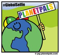 Here is my #globalSelfie for #nasa where is yours?  I'm Earthman and I am on Earth!  http://www.jpl.nasa.gov/news/news.php?release=2014-102