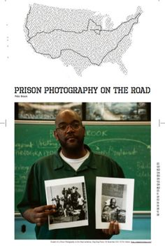 Why We Made a Newspaper Instead of a Traditional Exhibition Catalogue via Prison Photography