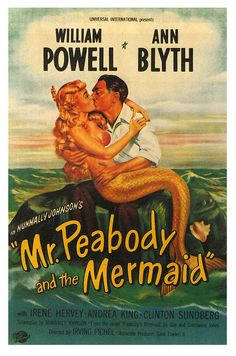 Mr. Peabody and the Mermaid   1948.