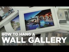 How To Plan & Hang a Wall Gallery - Porch.com