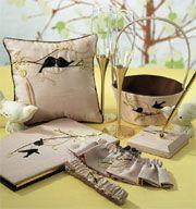Weddingstar Love Bird Wedding Accessories Collection