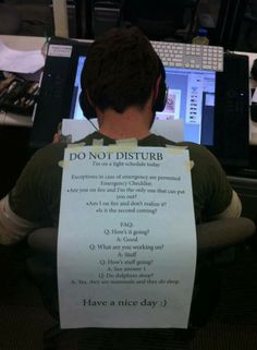 Omg, I should've had this at work!!  #introvert