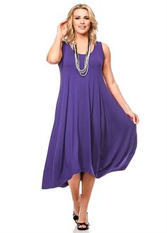Big Sizes Womens Clothing | Clothes for Larger Size Women - ELM DRESS