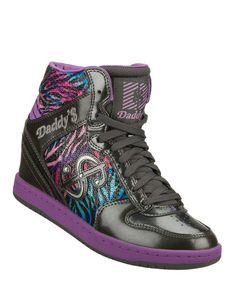Black Leather Shoes Kmart Ugly