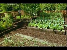 How To Be A Gardener 7 - The Productive Garden    -I love this video