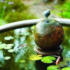 32 inspiring garden fountains | Small-scale water features | Sunset.com
