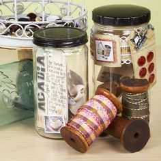 #spottedcanarycontest Things that Have Meaning: Memory Jars