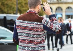 Man's Guilt fashion weeks, pari, street styles, men fashion, gentleman style, blazers, leather jackets, comm des, junya watanabe
