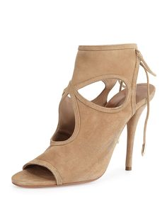 Aquazzura / Retail Therapy and Weekend Wants by The English Room