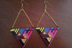 Contemporary Native American Beadwork. $60.00, via Etsy.